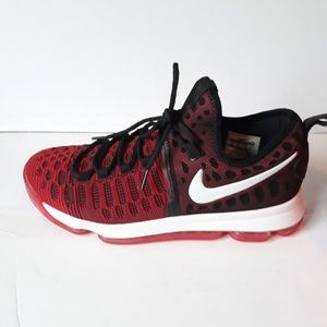 Nike KD Hard Work Red/ Black.